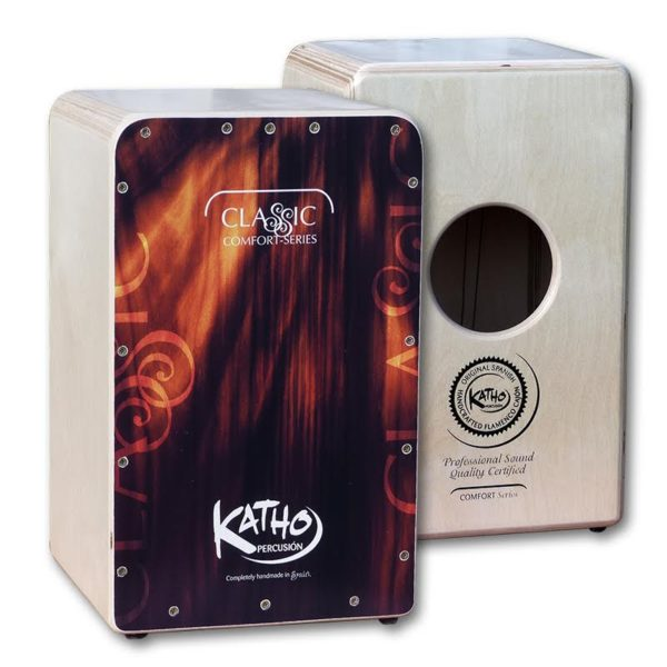 cajon flamenco Katho Percusión confort classic