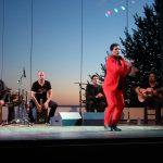 espectaculo flamenco 2018 cajon flamenco Katho Percusión