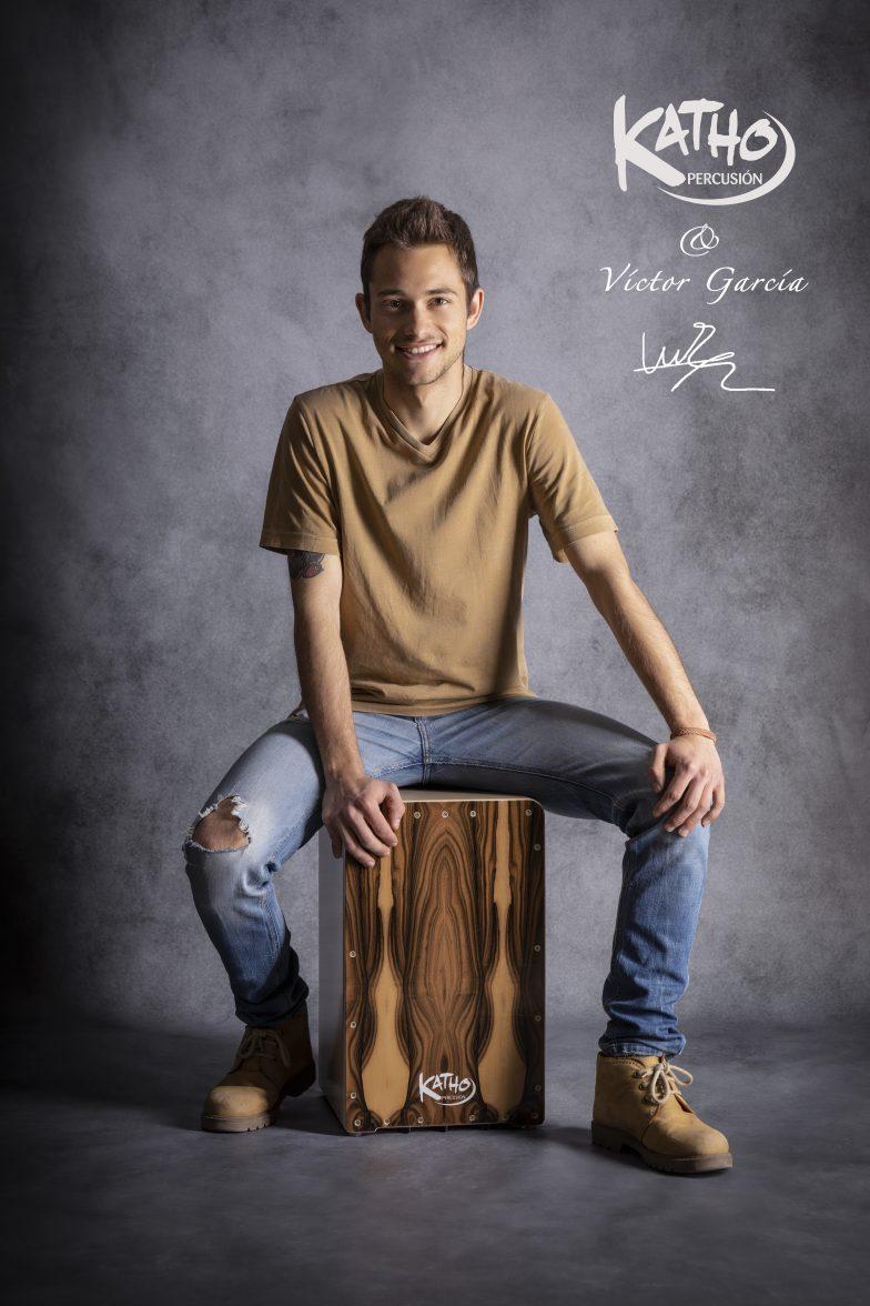 Cajones flamencos Katho Percusión Victor García