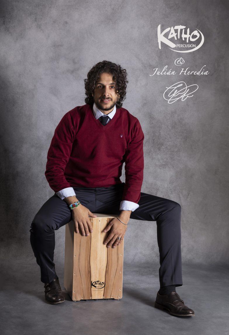 Cajones flamencos Katho Percusión Julian Heredia
