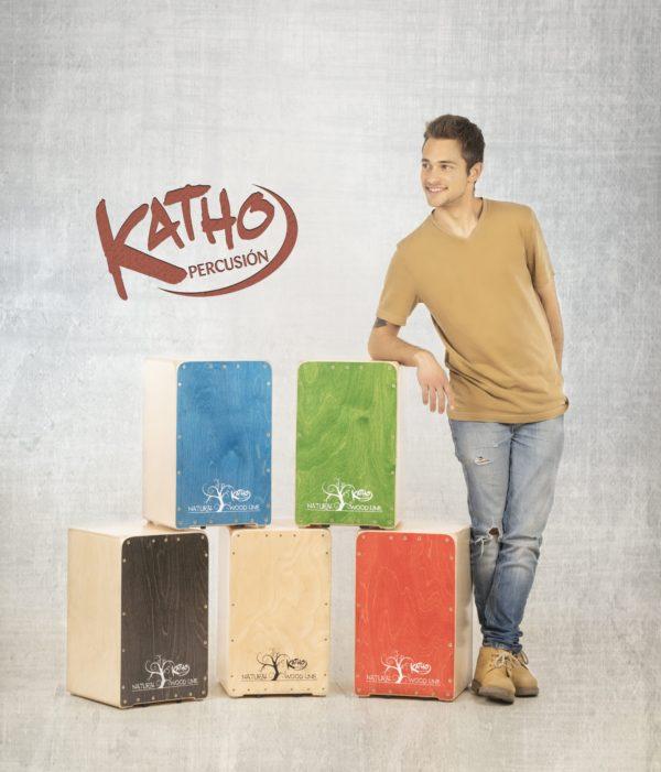 cajon flamenco Katho Percusión Granada