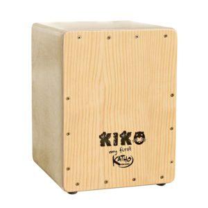 cajón instrumento modelo Kiko de Katho Percusión